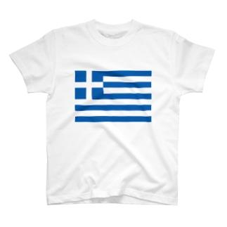 I ♥ Greece[アイラブギリシャ] Tシャツ