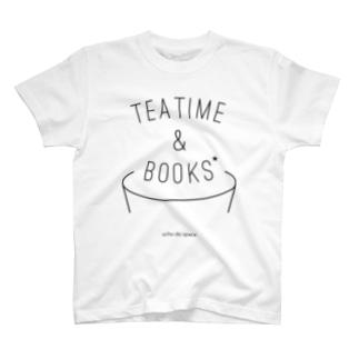TEA TIME& Tシャツ