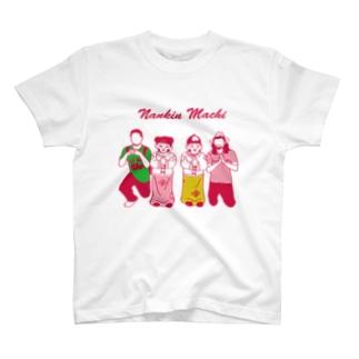 Kobe no Omoide (南京町) Tシャツ