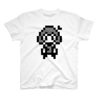 ぷち04 Tシャツ