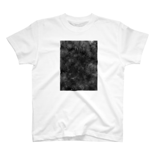 matsu 黒 Tシャツ