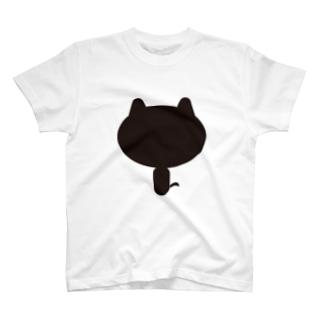 影猫 Tシャツ