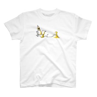 疾走するPEN Tシャツ