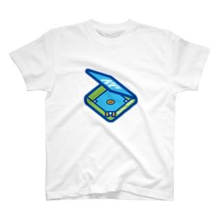 パ紋No.3032 Bluemans TOKYO Tシャツ