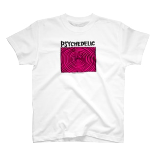 PSYCHEDELIC Tシャツ