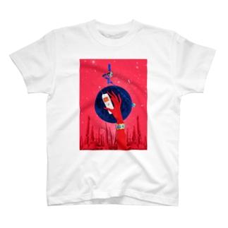 テクノ Tシャツ