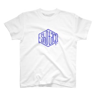 shotac印 Original Logo Tシャツ