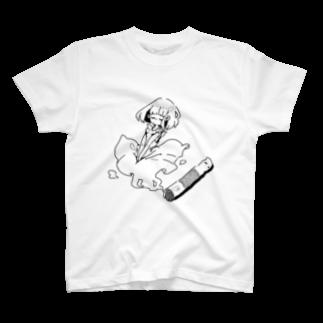 いいこのスモークワンピちゃんTシャツ