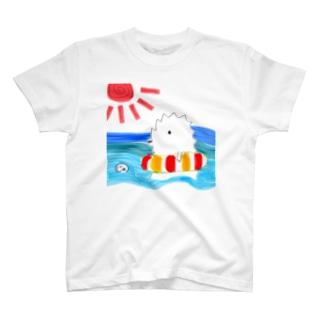 【復活♡販売】旬・じゅじら(夏)-カラー選択可能 Tシャツ