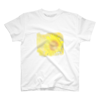 MonaRose Bijouxのひまわり Tシャツ