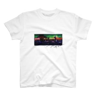 フォーリンサマー Tシャツ