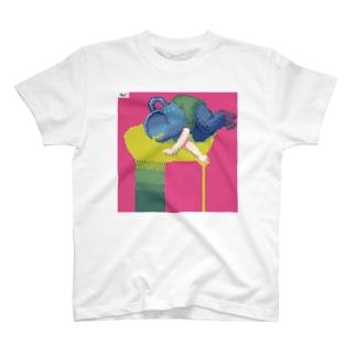 寝ゲロ Tシャツ