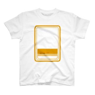 じゆうなノート Tシャツ