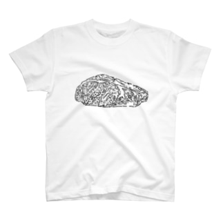 Marbled meat Tシャツ