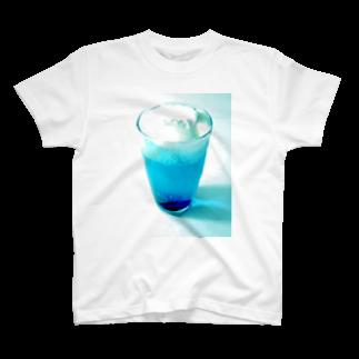 ブルークリームソーダ Tシャツ