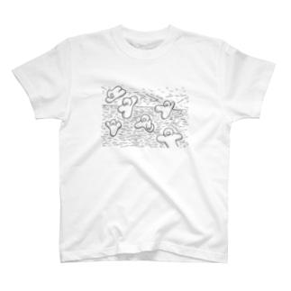 TORI_02 Tシャツ
