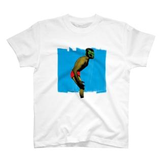 プロレスラー Tシャツ