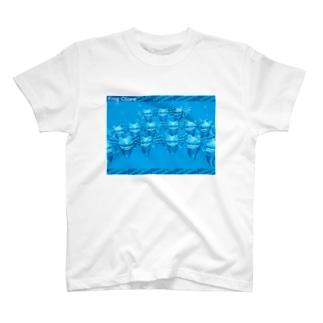 カエルクリオネ Tシャツ
