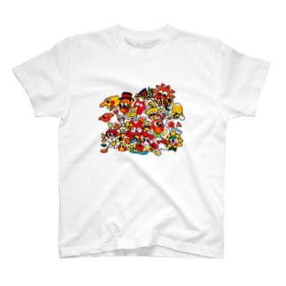 イエろー!ハッ💘ぴー✨ Tシャツ