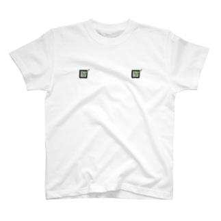 chikubimato~チェックマーク~ Tシャツ