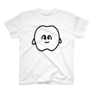 歯のマンガの歯 Tシャツ