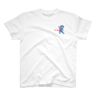 忍者なおこ Tシャツ