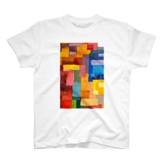 アートペイント Tシャツ