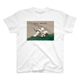 FIELD WORKER Tシャツ
