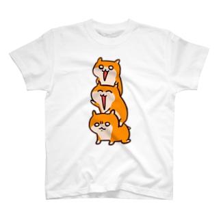 クソハムトリオ Tシャツ