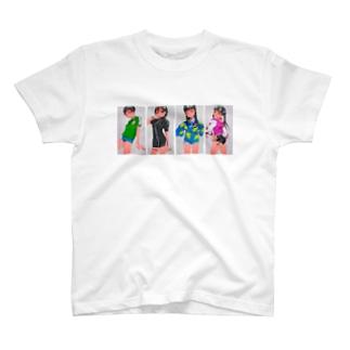 憧れ少女 Tシャツ