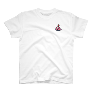 GRADUCAのPixelArt ベリースムージー? Tシャツ