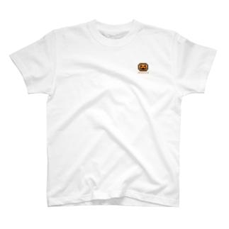 PixelArt パンプキンヘッド Tシャツ