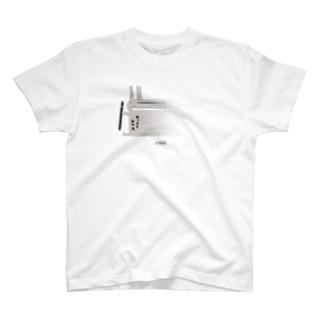 鶏肋印 03 Tシャツ