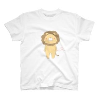 らいおんくん Tシャツ