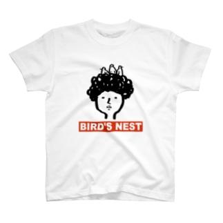 BIRD'S NEST Tシャツ