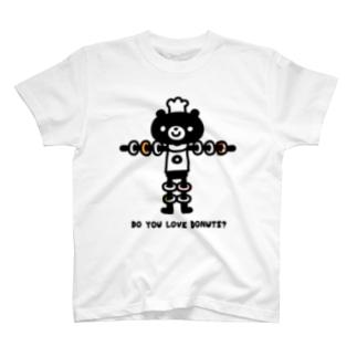LOVE DONUTS Tシャツ