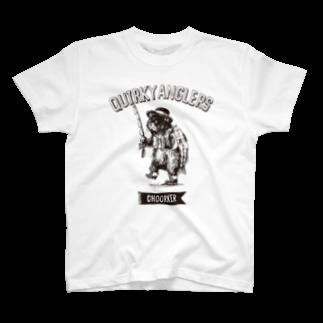 ChoorkerのBearTシャツ