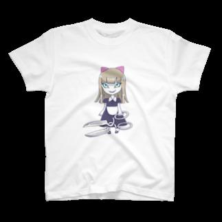 えるろくのハサミちゃんTシャツ