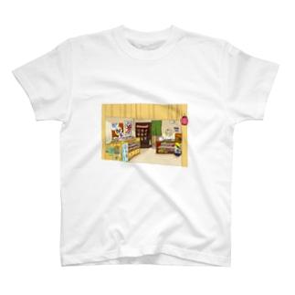 駄菓子屋さん Tシャツ