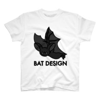 コウモリ Tシャツ