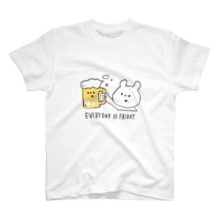 華金ラバーズ Tシャツ