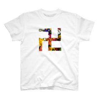 卍T(フラワー) Tシャツ