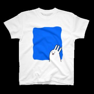 ジョンソンともゆきのほげほげくんTシャツ