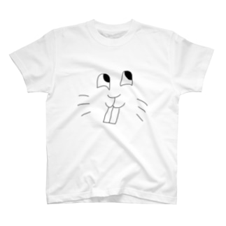 goma_face Tシャツ