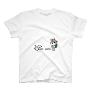 ピクニックさださん Tシャツ