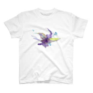 渋花 Tシャツ
