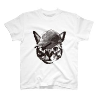 ベースボールキャット Tシャツ