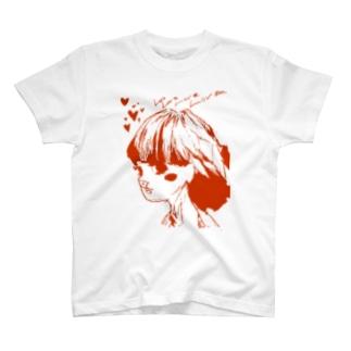 らぶらぶらぶ Tシャツ