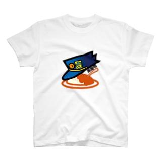 パ紋No.3081 奥 Tシャツ