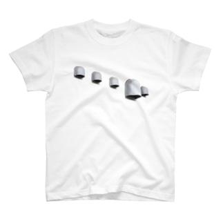 排気口 Tシャツ